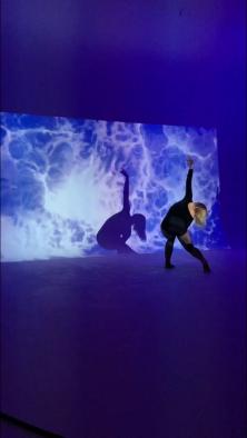 contemporary dance artist