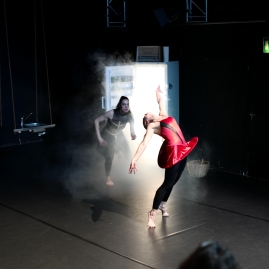 Milena Junge - contemporary dance artist