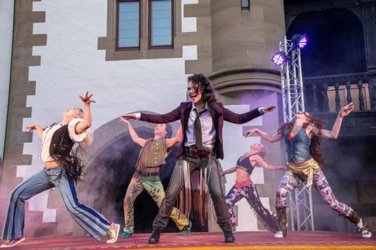 HAIR 2018, Burgfestspiele Jagsthausen